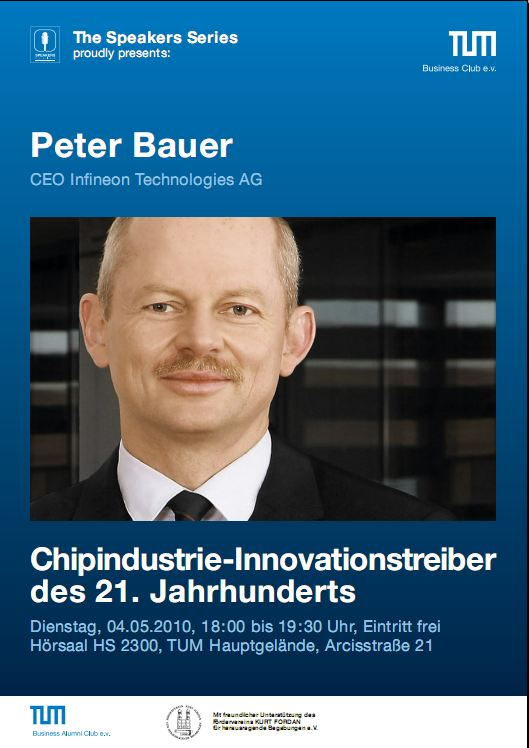 Poster Peter Bauer